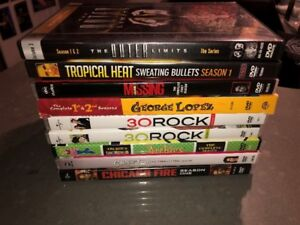 TV Seasons Available for Sale