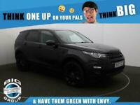 2017 Land Rover Discovery Sport TD4 HSE BLACK Auto Estate Diesel Automatic