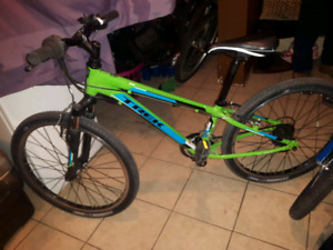 (BRAND NEW) Trek MT 220 GREEN