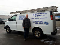 garage doors and repairs