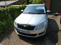 2010 Skoda Roomster 1.6 TDI CR 105 SE 5dr 5 door MPV