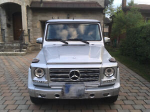 2013 Mercedes-Benz G-Class 550 SUV, Crossover