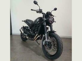 Benelli Leoncini Trial 500 2020 500cc Motorbike