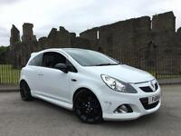 2008 58 Vauxhall Corsa VXR Arctic Edition White **Full Leather + Panroof**