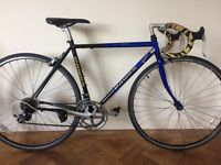VINTAGE DAWES ROAD RACING BIKE RETRO IDEAL STUDENT COMMUTER BICYCLE