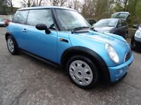 MINI One D 1.4 ONE D (LOW RATE FINANCE AVAILABLE) (blue) 2005