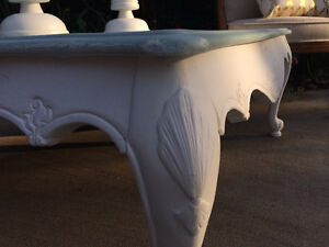 Perfect Queen Anne Style Coffee Table London Ontario image 3