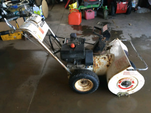 ***New Price*** Snow blower for sale