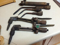 Welding and Cutting Torches & Nozzles
