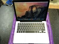 "Apple MacBook Pro 13"" 2014 Retina i5 2.6GHz 128GB SSD 8GB Mint Condition"