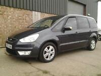 2007 FORD GALAXY 1.8TDCi ( 125ps ) - 1 PREVIOUS OWNER - FULLY LOADED - 7 SEATS