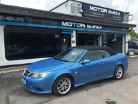 Saab 9-3 1.9 TiD Vector Sport 2dr FINANCE ME FROM £100/MONTH