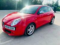 2009 Alfa Romeo MiTo 1.6 JTDM Veloce 3dr HATCHBACK Diesel Manual