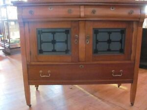 New Price Buffet 2 Rounded Drawers Kitchener / Waterloo Kitchener Area image 1