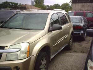 2005 CHEV EQUINOX SUV, Crossover - WARRANTY