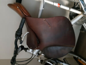 English saddle package!