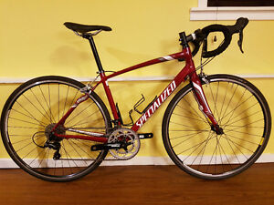 Mint condition-2013 Specialized Dolce Sport Ladies Road Bike
