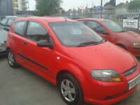 2008 Chevrolet Kalos 1.2 cc 57k ..( NOW £1250 TO CLEAR .)