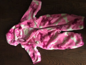 18-24 months brand new HATLEY winter jumpsuit (never used)