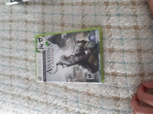 Xbox 360 Assassin's creed 3 for sale