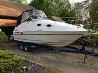 Regal 24' Cruiser loaded clean boat complete ready to go!!