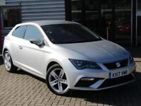 2017 SEAT LEON SPORT COUPE 1.4 TSI 125 FR Technology 3dr