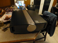 JVC Dla hd10k Projector and brand new screen