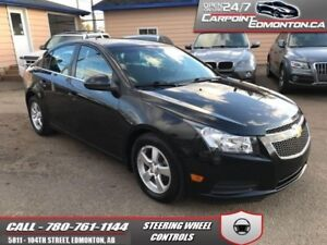 2012 Chevrolet Cruze LT RUNS EXCELLENT  - trade-in