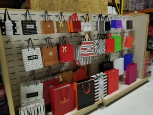 HUGE COLLECTION - Jewellery Boxes, Displays, and Shopping Bags!!