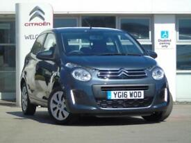 2016 CITROEN C1 1.2 PureTech Feel 5dr