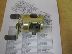 SHIMANO CALCUTTA CT-150