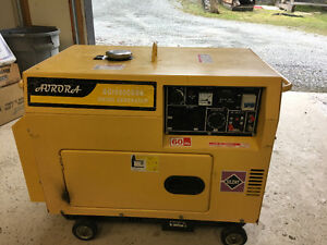 Diesel Generator For Sale
