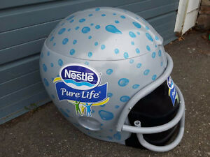 Wonderful Unique Nestle Football Helmet Cooler