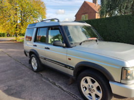 image for Swaps land rover discovery
