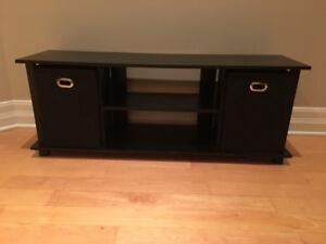 TV Stand - dark espresso colour