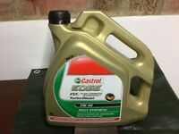 CASTROL SYNTHETIC DIESEL ENGINE OIL £10