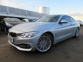 2014 BMW 4 Series 2.0 428i Luxury 2dr