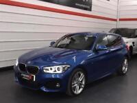 2017 BMW 1 Series 2.0 120d M Sport Sports Hatch Auto xDrive 5dr