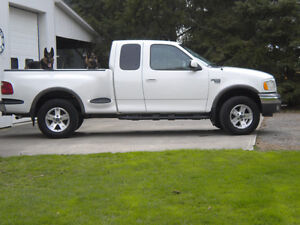 FORD F150 FX4 EXTENDED CAB 4X4 $2,650