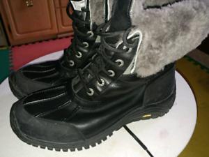 UGG Adirondack winter boots ,size 9.5