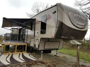 Heartland Gateway 42' 5th Wheel