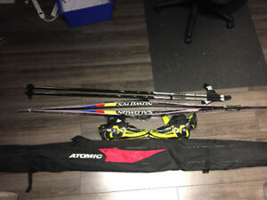 Mens cross country skis