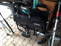 Wheelchairs, walkers and canes, seats