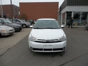 2008 Ford Focus SES Sedan 165000 km safety and E test