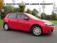 2010 VW GOLF 1.4 TSI ** RARE D.S.G AUTOMATIC ** STUNNING EXAMPLE **