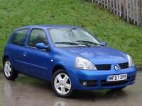 2007 57 Renault Clio 1.2 ( a/c ) Campus Sport i-music