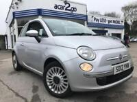 2012 Fiat 500 LOUNGE Manual Hatchback