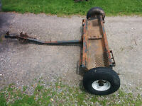 selling my car dolly