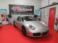 2007/07 PORSCHE CAYMAN S 3.4 - 70K MILES - 6K OPTIONS - STUNNING