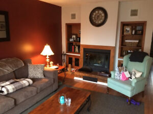 3-Bedroom Apartment - Utilities Included - Close to Downtown